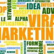 Viral Marketing — Stock Photo #23721075
