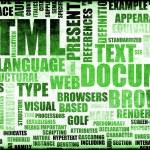 HTML — Stock Photo #23721217