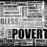 Poverty — Stock Photo