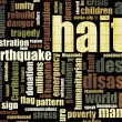 Haiti Earthquake — Stock Photo