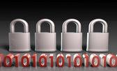 Secure Gateway — Stock Photo