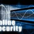 Stock Photo: Online Security