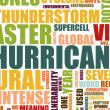 Hurricane — Stock Photo
