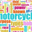 Motorcycle Hobby — Stock Photo