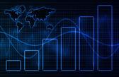 Technology Business Corporate World — Stock Photo
