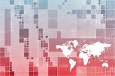 World wide Business Communications — Stock Photo