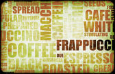 Brown Coffee Background — Photo