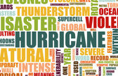 Hurricane — Stock Photo