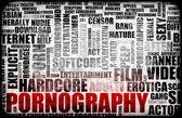 Pornography — Stock Photo
