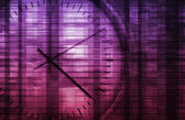 управление временем — Стоковое фото