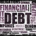 Debt — Stock Photo #23742353