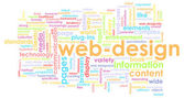 Web Design — Stock Photo