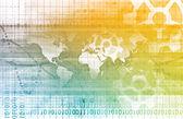 Global Partnership — Stock Photo