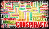 Conspiracy — Stock Photo