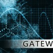Gateway — Stock Photo #23764395