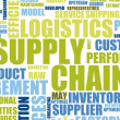 Supply Chain Management — Zdjęcie stockowe