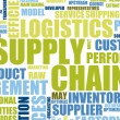 Supply Chain Management — 图库照片