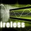 Stock Photo: Wireless