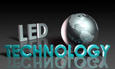 LED Technology — Stock Photo