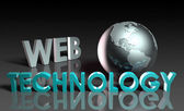 Web Technology — Stock Photo
