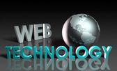 Web Technology — Stock Photo