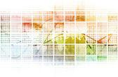 Information Analysis — Stock Photo