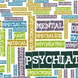 Stock Photo: Psychiatry