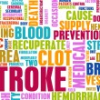 Stroke - Stock Photo