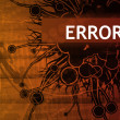 ������, ������: Error Security Alert