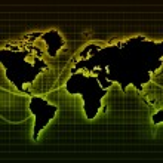 Telecommunications Industry Global Network — Stock Photo #23773137