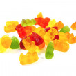 Gummi Bears — Stock Photo
