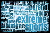 Extreme Sports — Stock Photo