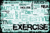 Egzersiz — Stok fotoğraf