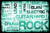 Rock Music — Stock Photo