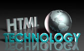 Technologie html — Photo