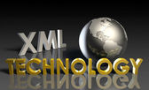 XML Technology — Stock Photo