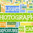 Stock Photo: Photography Background