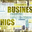 Business Ethics — Stockfoto #23808313
