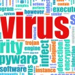Stock Photo: Virus