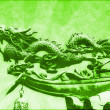 Japanese Dragon - Stock Photo