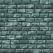 Seamless Stone Brick Wall — Stock Photo