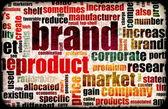 Branding — Stock Photo