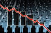 Rising Unemployment — Stock Photo