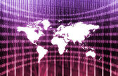 Global Business Abstract Background — Stock Photo