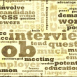Foto de Stock  : Job Interview