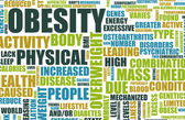 Obesity — Stock Photo