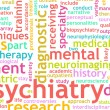 Psychiatry - Stock Photo