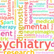 Psychiatry - Stockfoto