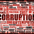 Corruption - Stock Photo