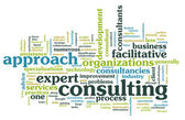 Management Consulting — 图库照片